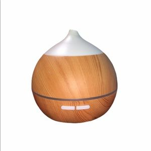 Accents - New Wooden Essential Oil Diffuser